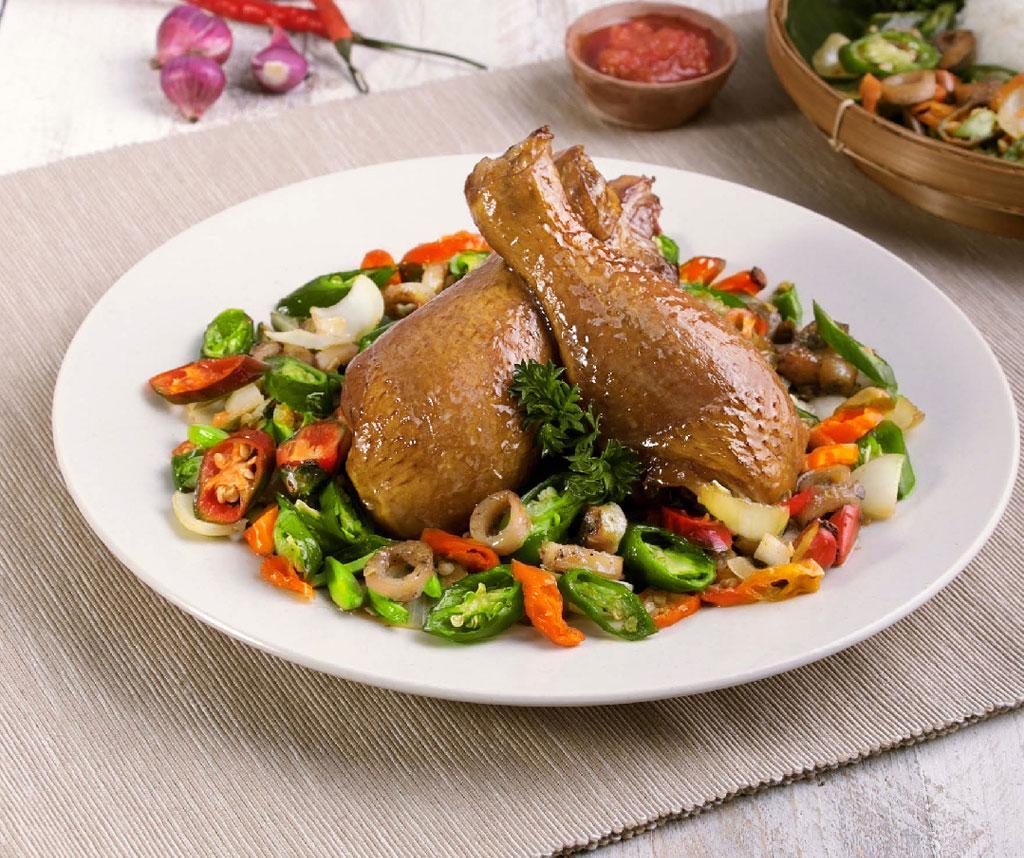 Image Ayam Cumi Cabe Hijau