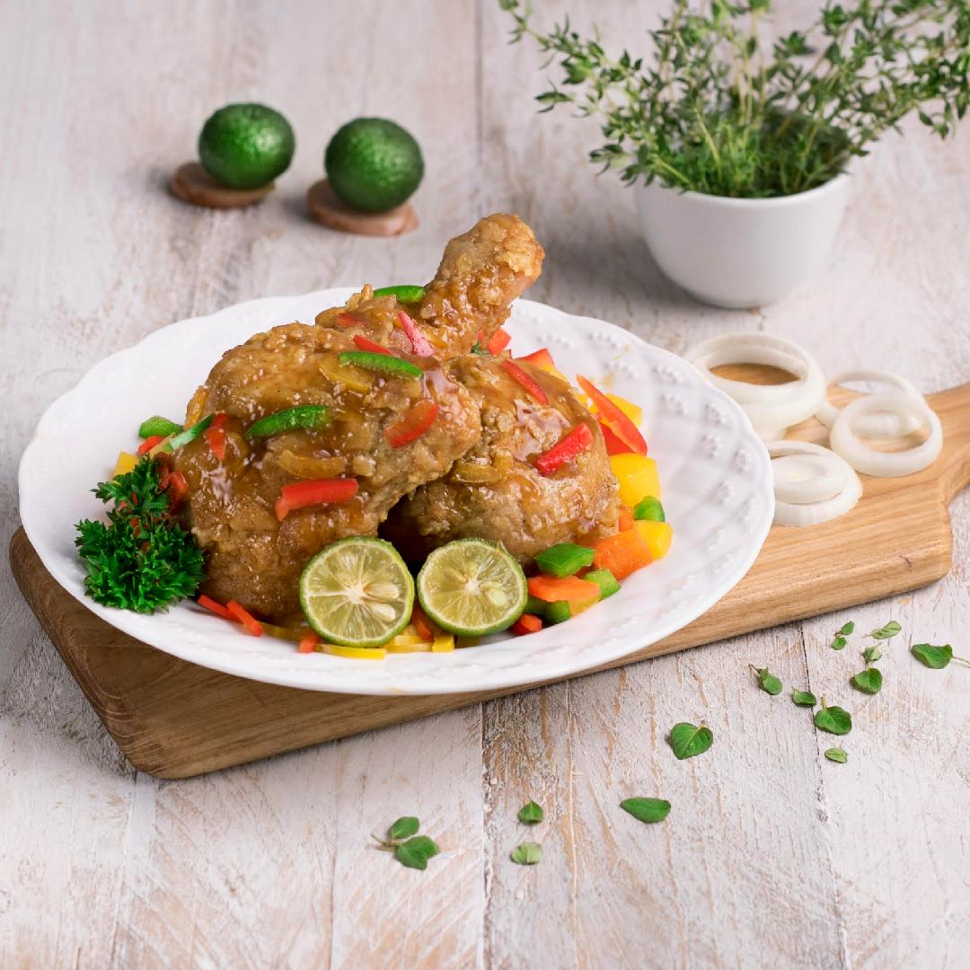 Image Ayam Karamel Jeruk Ceria