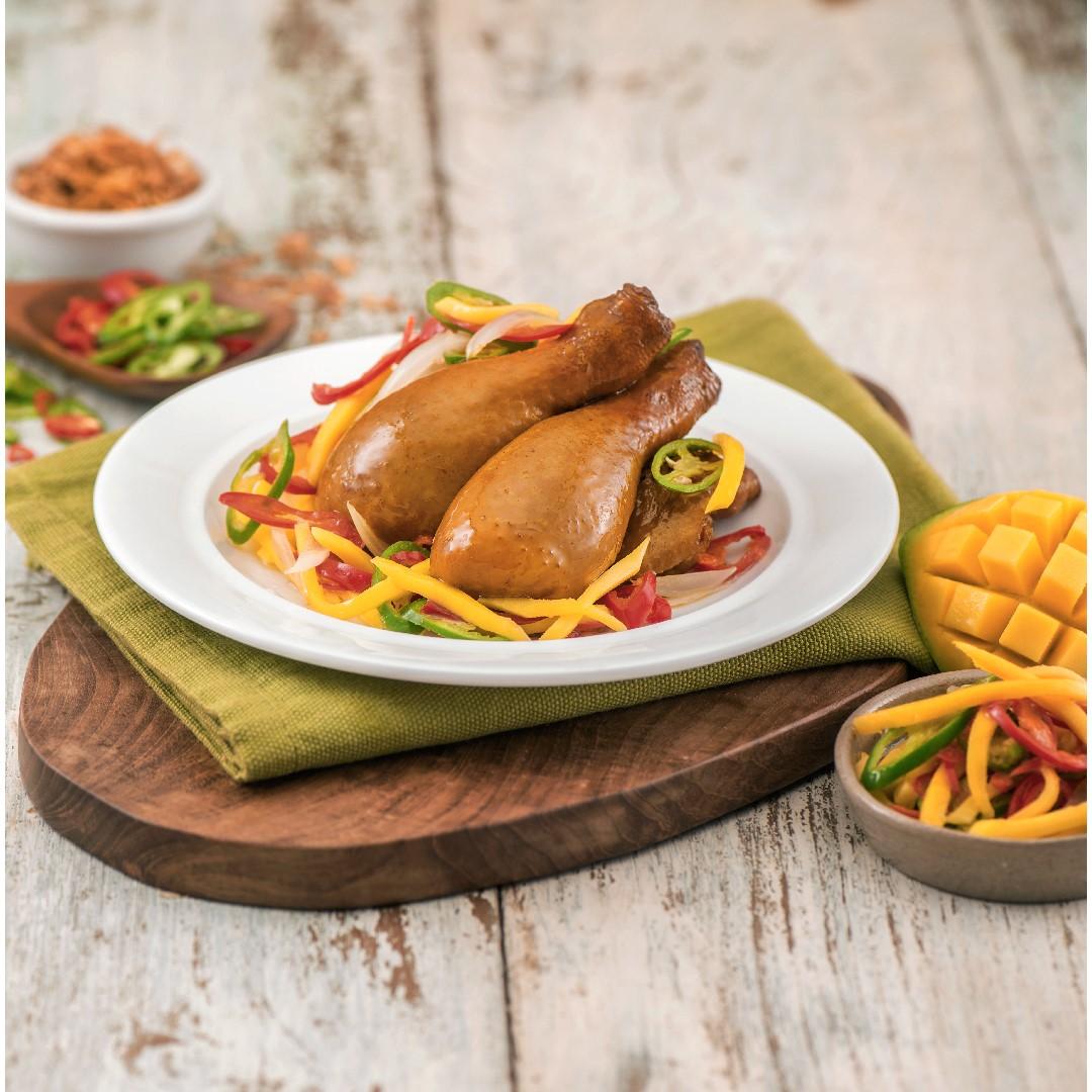 Image Ayam Sambal Mangga Muda