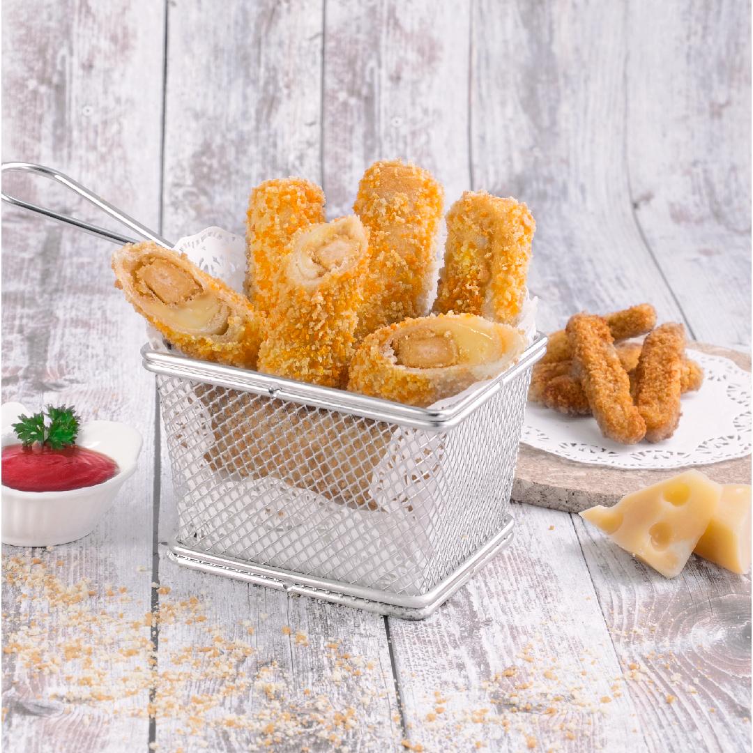 Image Chicken Stick Golden Roll