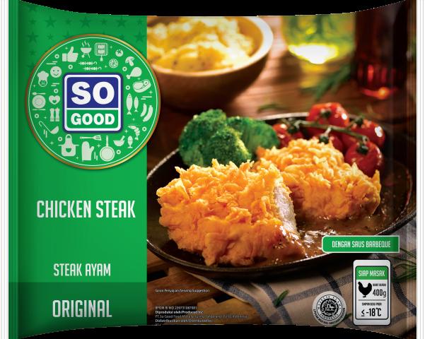 Image Chicken Steak