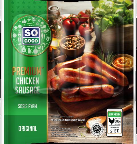 Image Sausage Premium Original