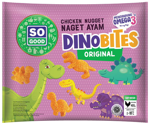 Image Chicken Nugget Dinobites
