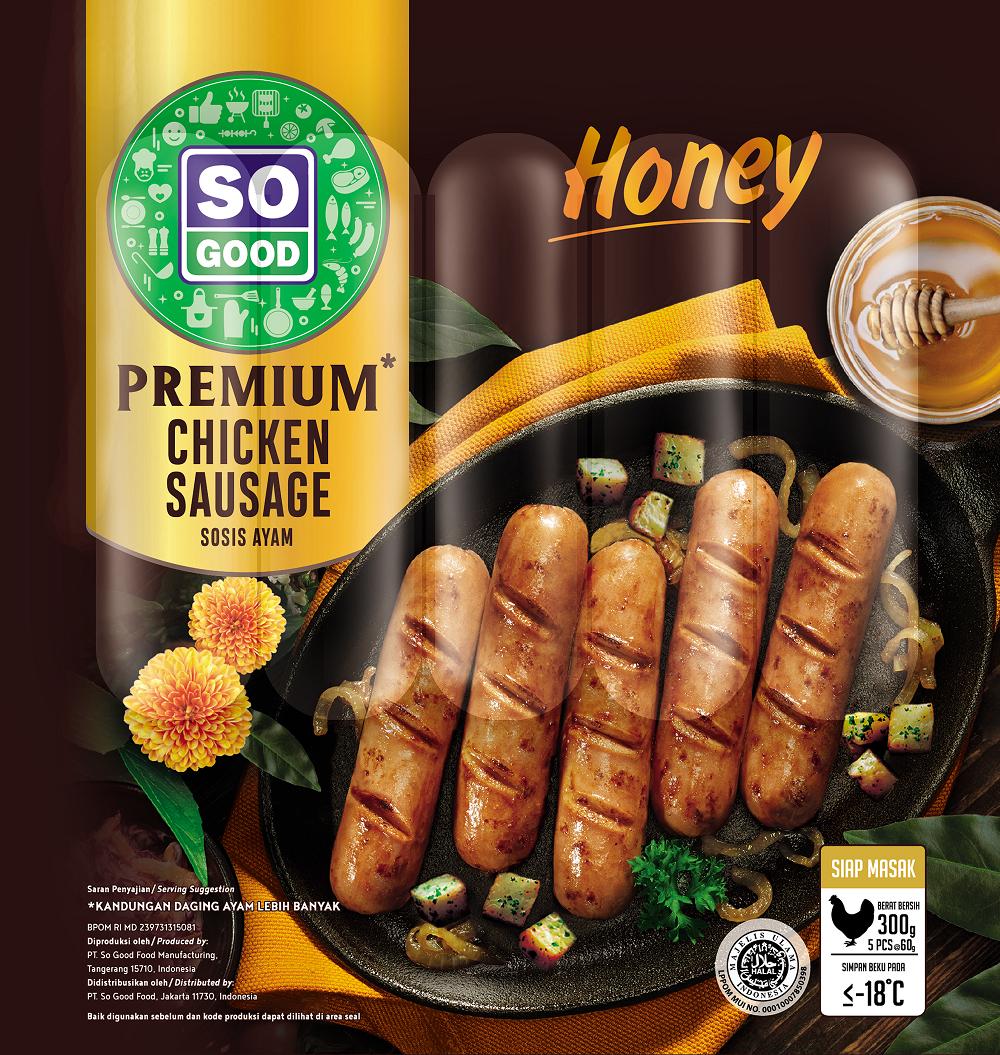 Image Sausage Premium Honey