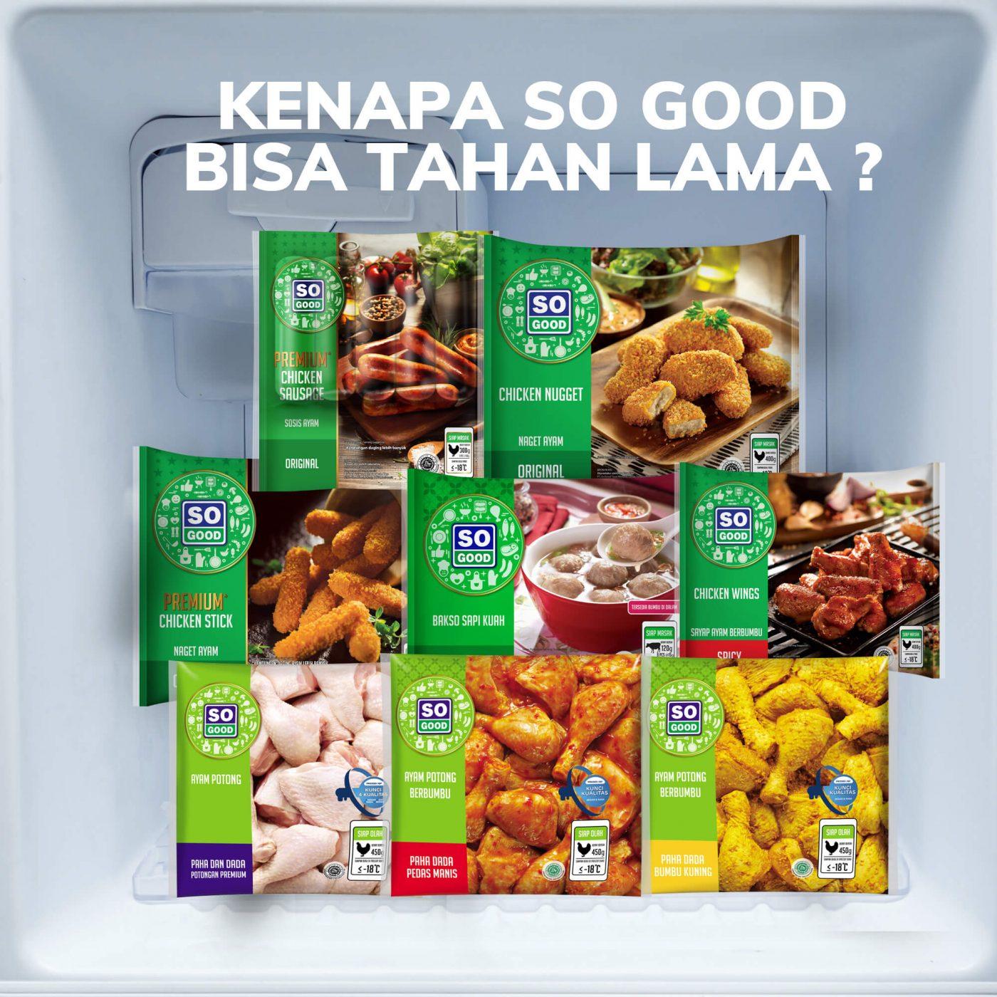 Image KENAPA SO GOOD BISA TAHAN LAMA?