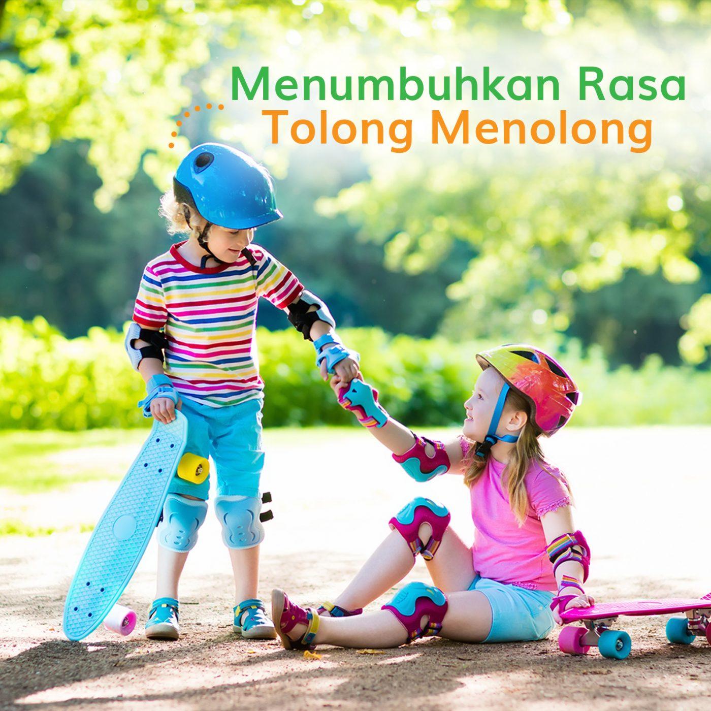 Image MENUMBUHKAN RASA TOLONG MENOLONG