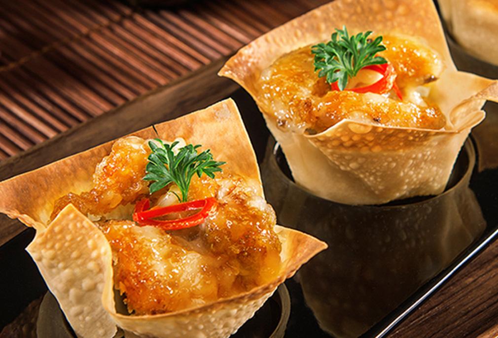 Image Pangsit Ayam Mayonaise
