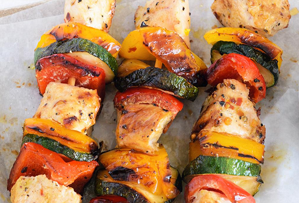 Image Resep Sate Ayam Pelangi