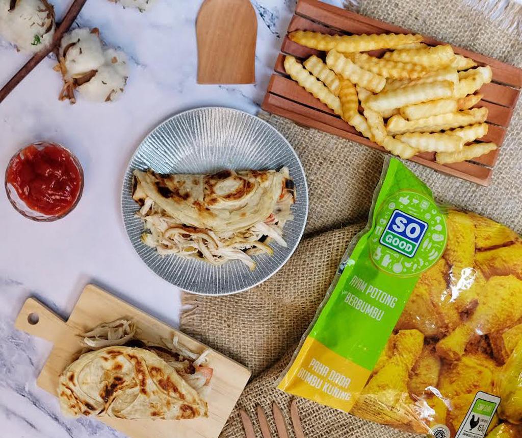 Image Roti Canai Ayam