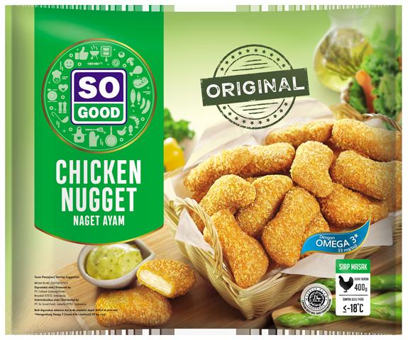 Image Chicken Nugget Original