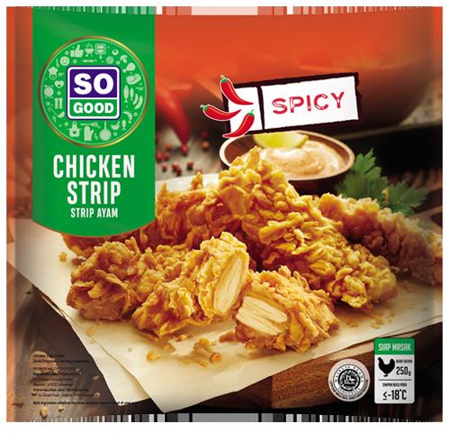 Image Spicy Chicken Strip