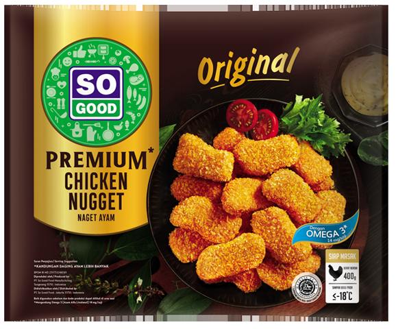 Image Chicken Nugget Premium