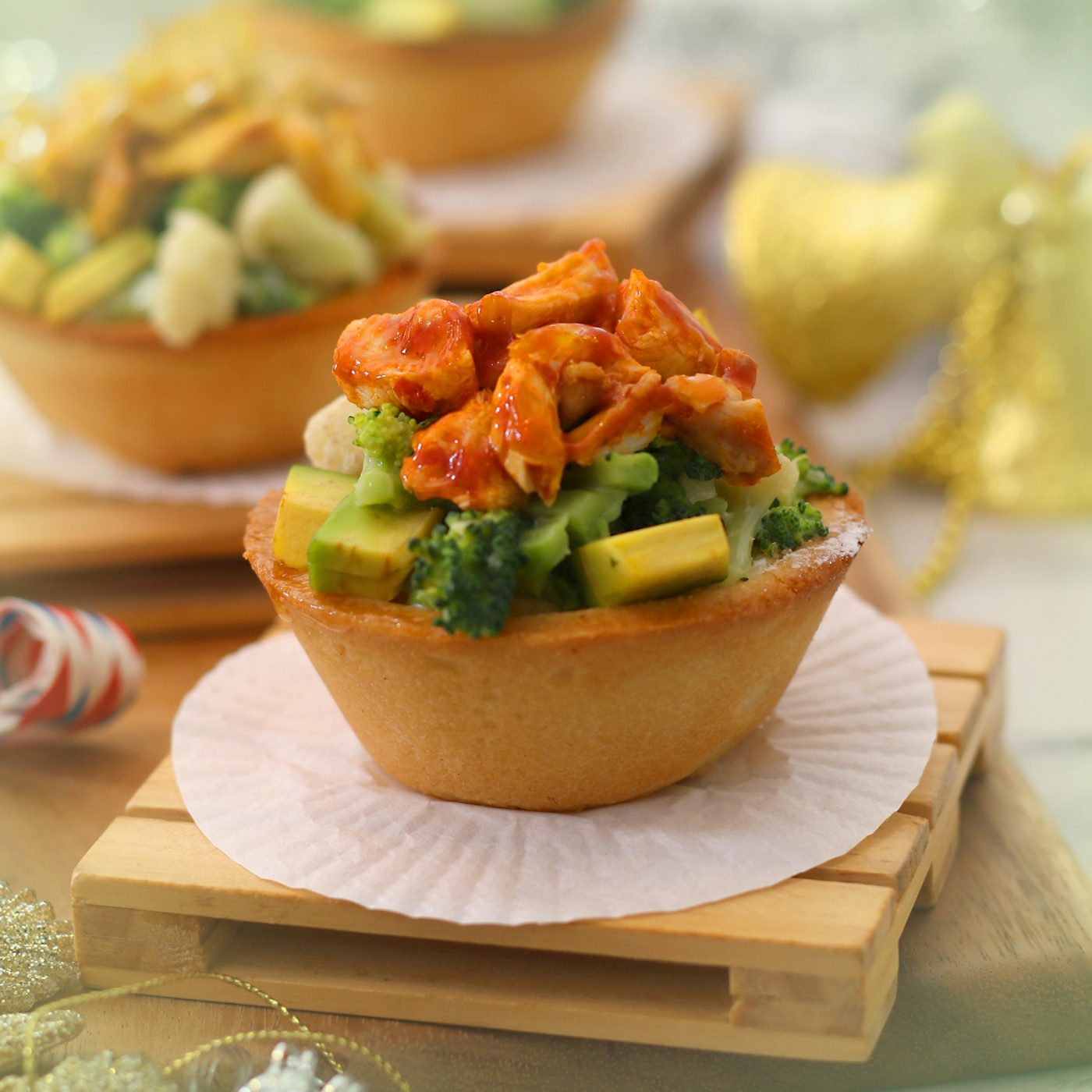Image Pot Pie Chicken