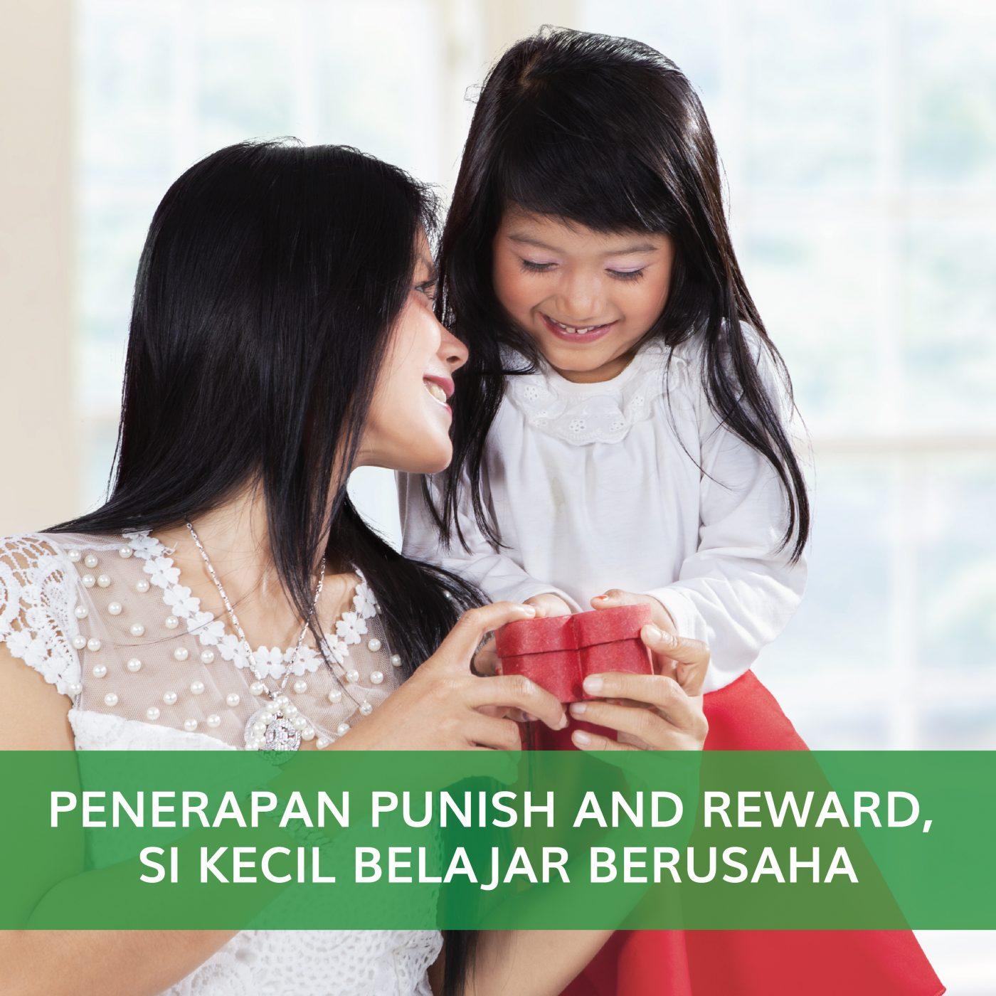 Image Penerapan Punishment and Reward, si Kecil Belajar Berusaha