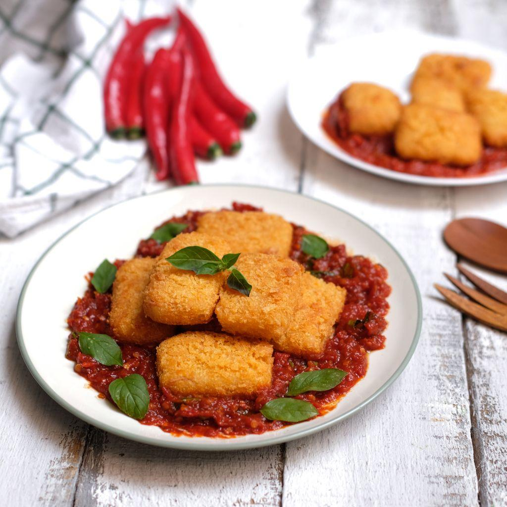 Image Fish Nugget Sambal Kemangi