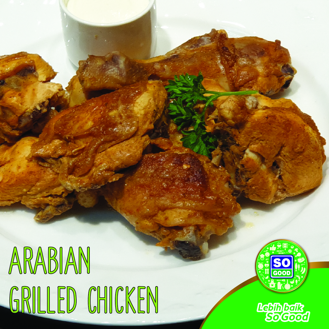 Image Arabian Grilled Chicken