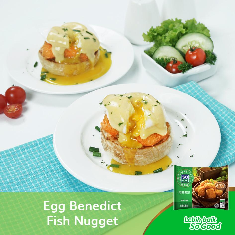 Image Egg Benedict Fish Nugget