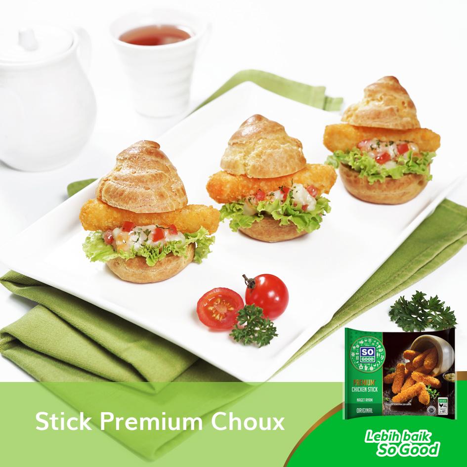 Image SO GOOD Stick Premium Choux