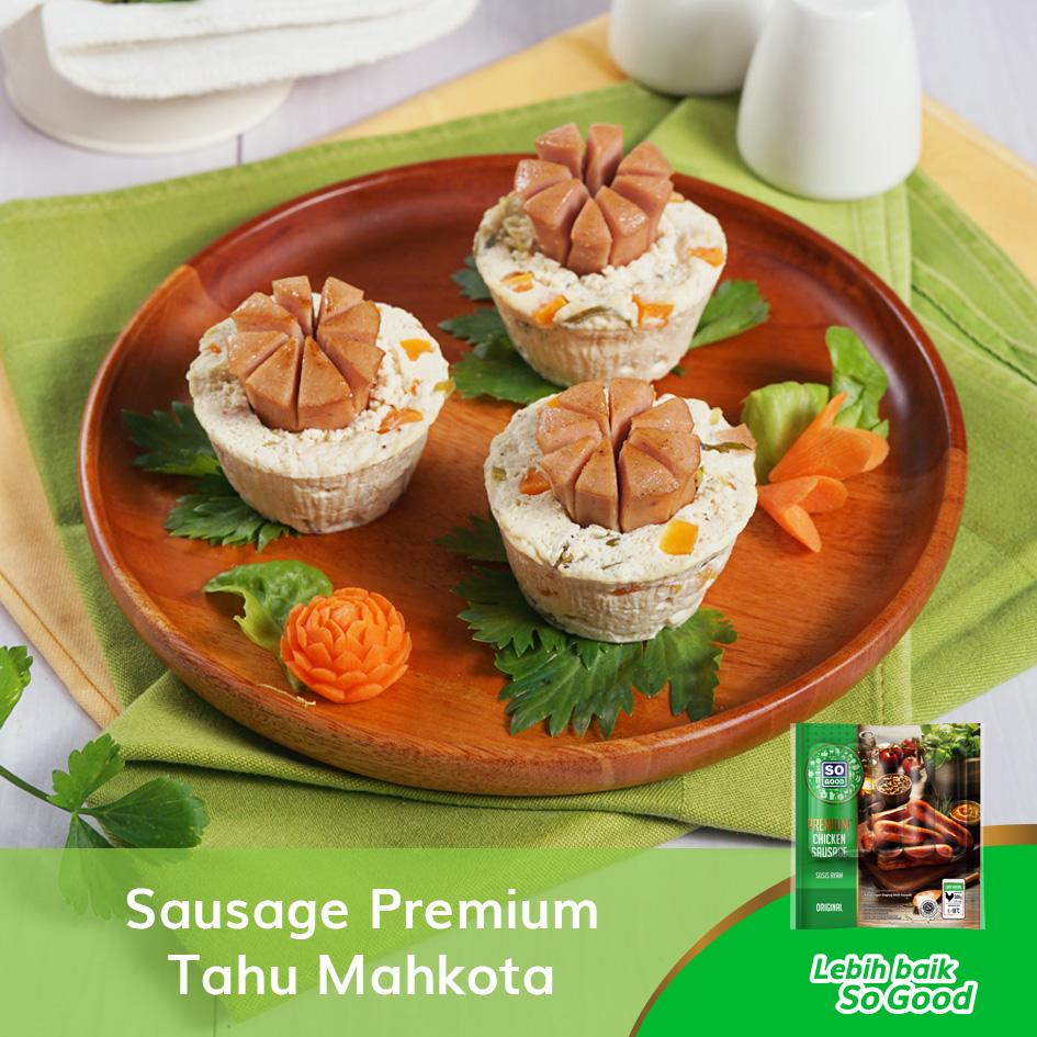 Image Sausage Premium Tahu  Mahkota