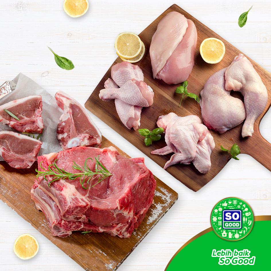 Image Daging Ayam Lebih Baik dari Daging Sapi atau Daging Kambing, Mitos atau Fakta?