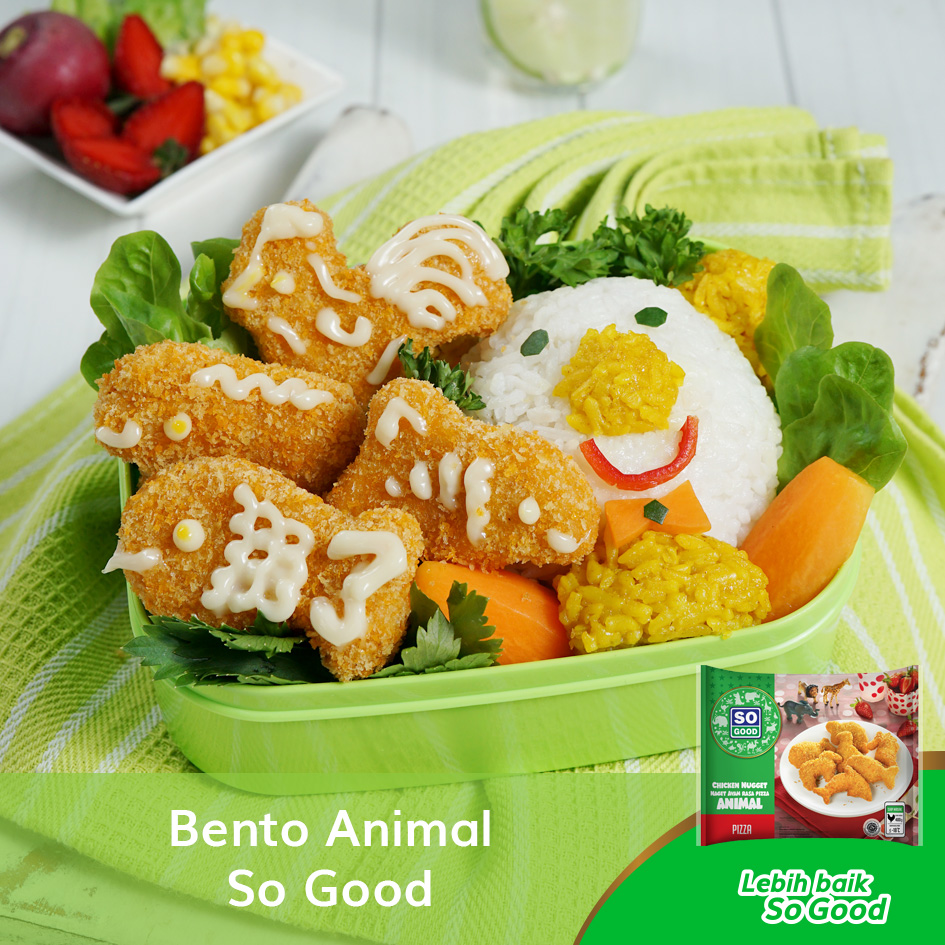 Image Bento Animal Yummy