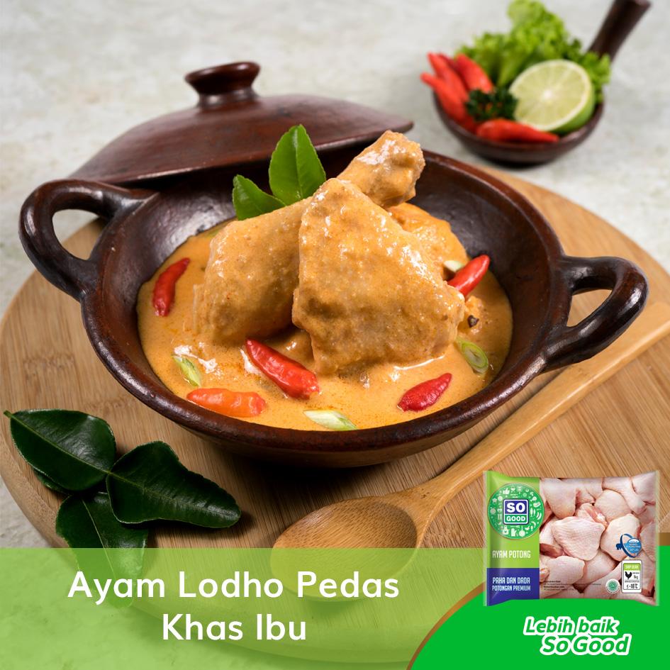 Image Ayam Lodho Pedas Khas Ibu