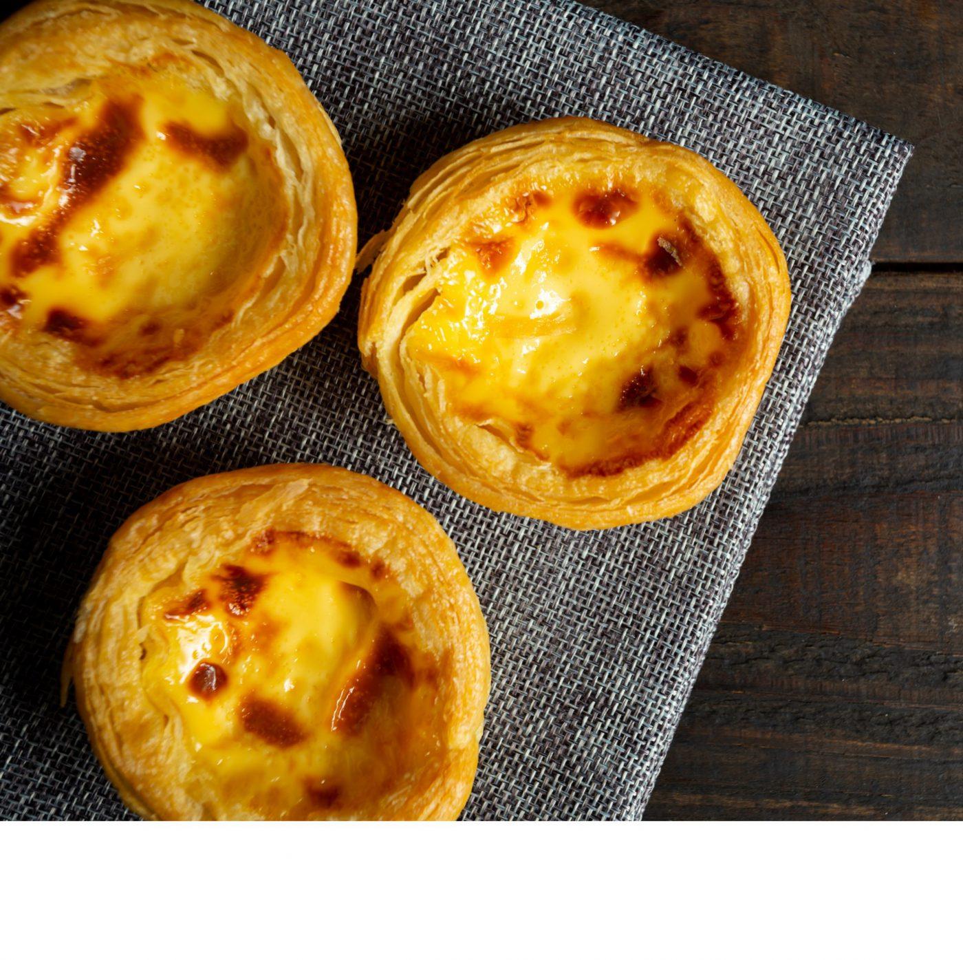 Image Portuguese Egg Tart